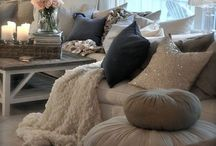 Lounge & Shared Space / Comfortable living spaces.