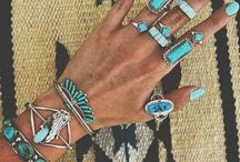 JEWELS / Alternative and natural style jewellery