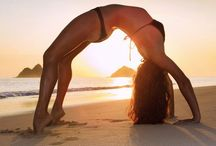 yoga // poses / Yoga poses, tips & tricks