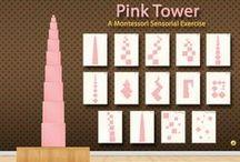 Różowa wieża ~ Pink Tower