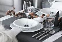 CHRISTMAS / Get inspired by our new christmas napkin collection. www.homefashion.de