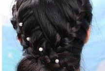 I Dream of Plaits / Hair plaits  #followback #follow4follow