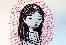 My art / My illustrations