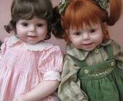 КУКЛЫ И ОДЕЖДА ДЛЯ НИХ. / Одежда и обувь для кукол или детская одежда, взятая за основу.