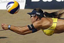 Beach Volleyball / Sport and game  / by แดนนี่ ดั้มส์