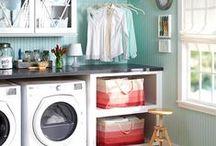 Laundry / Laundry bits