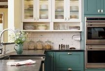 Kitchen & Dining / A place to cook and dine with friends.