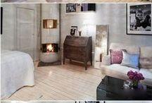 Apartment Living / Studio apartments & small flats