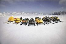 Snowmobiling / by DiscountRamps.com
