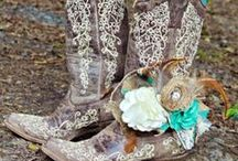 Wedding Shoes/Boots