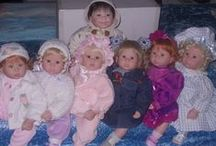 МОИ КУКЛЫ  ( личная коллекция). / ADORA-DOLLS. Куклы фирмы Адора и другие и  одежда для них, которую я пошила сама.