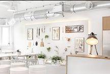 Lugares con Diseño / Restaurantes, tiendas, supermercados, escuelas de cocina y otros lugares relacionados con el sector alimentación y bebidas que entienden de estrategia y diseño.