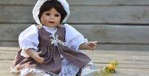 """"""" АДОРКИН ГАРДЕРОБ"""" (МОИ РАБОТЫ). / Кукольное ателье. Куколки моих покупательниц в сшитых мной нарядах."""