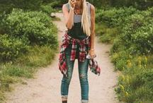 Hiking Outfits