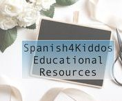 Spanish4Kiddos Play is Learning / Spanish4Kiddos blog educational resources about language, math, and science. Offers lesson plans, free templates, samples, writing templates, math activities, science projects, vocabulary ideas, and reading activities.