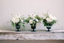 Centerpieces and Florals.