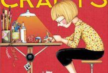 Crafty like a fox / by Sue Larson