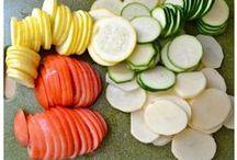 Vege food / .