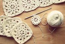 Crochet, weaving