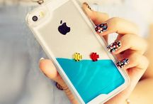 Phone cases!!!!!!!!! / by Madison :D