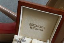 Espianada Jewellers - accessorise your outfit / Our tips to accessorise you outfit with gorgeous jewellery