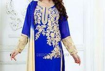 Punjabi suits / Beautiful Punjabi Suits Boutiques Style Salwar Kameez, Designer Punjabi Dress with Laces, Punjabi Suit Designs  Patterns  Embroidery Designs, Latest Indian Punjabi Dresses Online | DNU