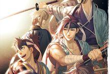 Hakuouki➖∇≧ / Heisuke's fans<3 Shinsengumi, always.