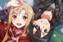 SAO{✞ϴ / /Sword Art Online/ /Fairy Dance Arc/ /Gun Gale Online/