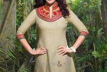 Cotton Kurtis / Cotton Kurtis For Summer | Printed Cotton Kurtis Designs | Punjabi Kurta #DesignersAndYou