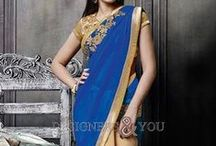 Bollywood sari / The board is all about replica sari of Indian actresses