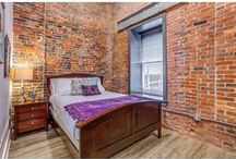 """Nashville Vacation Rentals by Stay Alfred / Stay Alfred offers downtown Nashville's superior vacation rentals and corporate housing. With properties in Downtown's trendy SoBro and Gulch neighborhoods, you will be in the perfect location to take in everything """"The Music City"""" has to offer."""