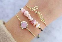 Bracelets | Pulseras / Beautiful bracelets | Pulseras bonitas