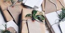 Ideas para envolver regalos / Gift Wrapping Ideas - Ideas para envolver regalos de una forma muy creativa.
