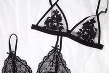 Bralette / Los bralettes son femeninos, cómodos y hermosos.