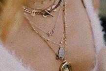 Necklaces | Collares / All about pretty and minimalistic necklaces | Todo sobre collares bonitos y sencillos