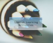 Spanish learning activities / Spanish learning activities for K-12 grades to engage students during lessons