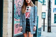 Looks para el Trabajo / Looks para la mujeres fashionistas que también son Godínez.