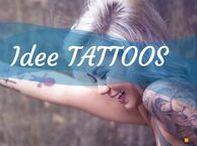 Idee per tatuaggi / Idee per tatuaggi, idee per il primo tatuaggio, tatuaggi originali, tatuaggi con frasi, tatuaggi piccoli, tatuaggi in coppia... Scoprili tutti in questa bacheca di unCOME!