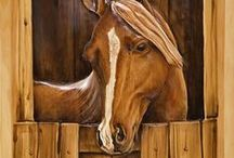 Woodcarving Ideas / Just gathering ideas for my husband. / by Virginia C