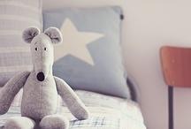 ideas: kids rooms / by Lee Crowl