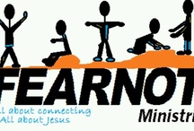 FearNot Ministries... / All about connecting. All about Jesus. http://4110fearnot.webs.com  http://www.facebook.com/4110fearnot