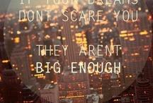 Quotes / by Alyssa B