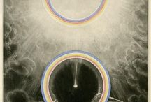 Art that inspires me / Inspirations relevant to my personal practice as a fine artist and painter. Some circles of course!