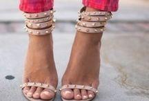 Shoes. / Beautiful womens' shoes