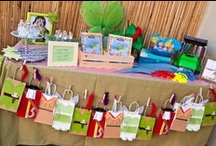 Peter Pan Party Ideas / by Scarlett A. Rivera