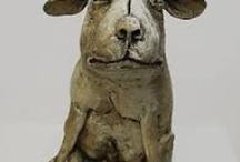 Ceramic sculptures / Ceramic sculptures that I like the most