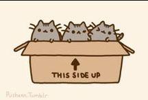 Pusheen The Cat ♥