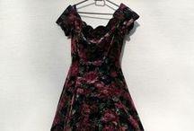 Vintage Dress Ladies