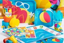 Beach / Pool / Summer / Surf Party Ideas / by Scarlett A. Rivera