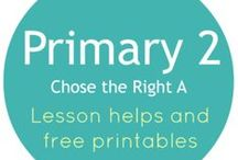Primary / by Marilyn Nielson